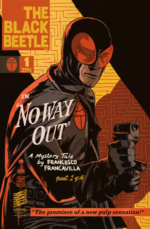 Black beetle comics - photo#12